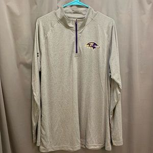 Under Armour Baltimore Ravens Long Sleeve Shirt